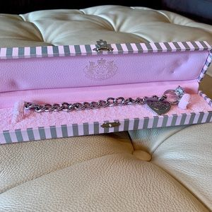 Juicy Couture Bracelet with ring attached